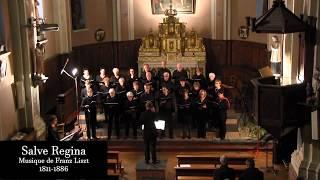 Salve Regina - Franz Liszt - Chorale A Croches Chœur