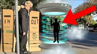 BEST Teleporting Magic Pranks (IMPOSSIBLE TRICKS!!) - COP SECURITY PUBLIC COMPILATION 2019