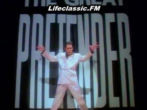 FREDDIE MERCURY - The Great Pretender - By RADIO MULTIMEDIA Lifeclassic.com