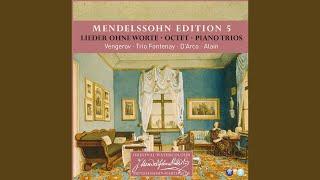 Sonata No.3 in A major Op.65 : I Con moto maestoso