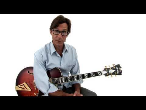 Blue Nova Overview - Jazz Guitar Fakebook: Rhythm