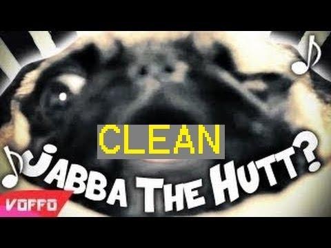 Pewdiepie Jabba The Hut Cleaner Version