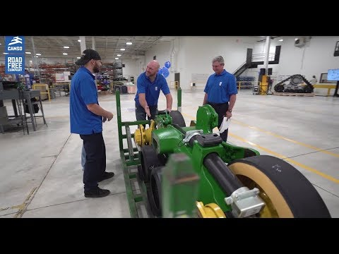 Grand Opening of Camso facility in Peosta