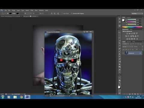 Photoshop - Terminator