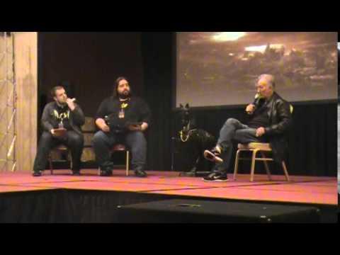 Tobin Bell's Q & A Panel