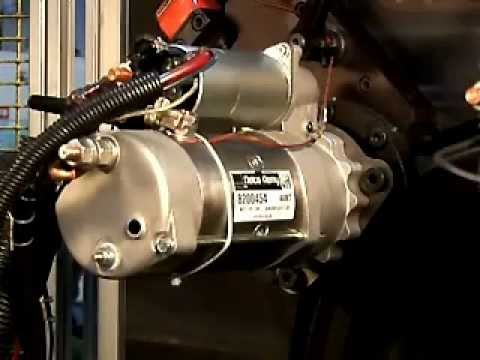 Delco Remy 44mt Starter Motor