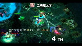 [China] DotA - WoDotA Top10 Weekly Vol.113