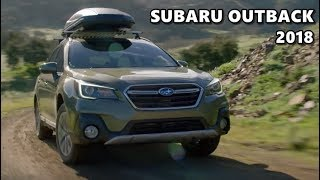2018 Subaru Outback in Action - Rugged Family SUV
