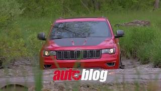 2017 Jeep Grand Cherokee Trailhawk | Autoblog