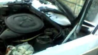 видео Почему может не заводиться дизельный двигатель в мороз