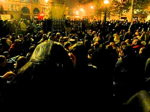 1/5 - Professor David Harvey @ Occupy LSX St. Paul's Cathedral
