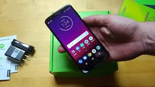 Moto G6 unboxing and first impressions thumbnail