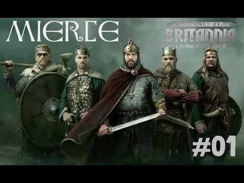 Total War Saga: Thrones of Britannia – Mierce (Mercia) – Part 1