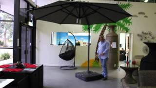 Outdoor Furniture from Outdoor Living Direct Sabana Patio Umbrella