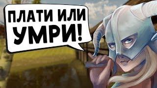 БЫЛ БАНДИТОМ - СТАЛ ВАМПИРОМ (Garry's Mod: SkyrimRP)