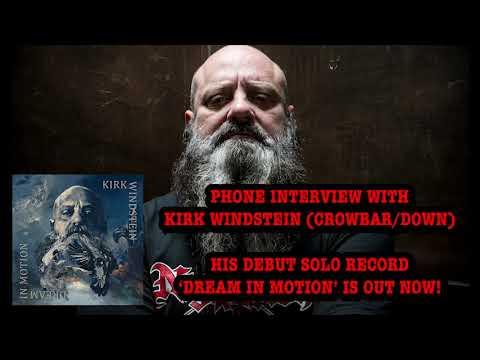 GBHBL Whiplash: Kirk Windstein (Crowbar/Down) Interview