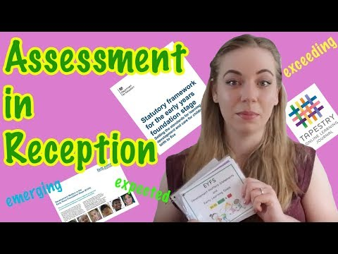 How are Children Assessed in Reception?