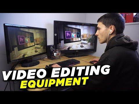 Video Editing Equipment | Make Money Making Videos (Part 1)
