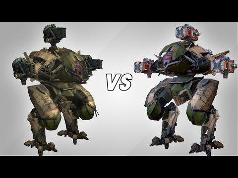 Pursuer (Gust) vs Pursuer (Pinatas) - AnakinTEST #40   War Robots