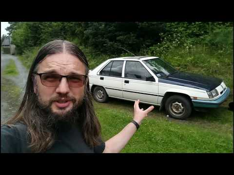 New! My Crap Car! I've bought a Proton! For £50.