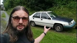 New! My Crap Car! I
