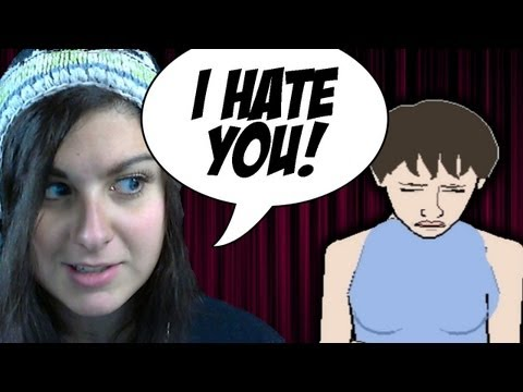 I HATE YOU!!! (Facade Gameplay)
