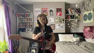 Lipstick On The Glass - Wolf Alice Cover