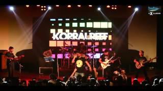 Korral Reef Live   Jee Karda Rock Cover   BandEdge.In