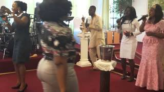 Ensi Wo Yie by Manifestation Power Singers 10.04.2016