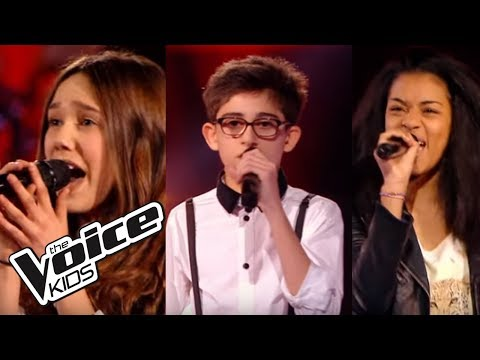 You Can't Hurry Love - The Supremes | Joseph, Laura et Shaina | The Voice Kids 2015 | Battle