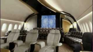 Repeat youtube video Air Hansa Boeing 787 VIP
