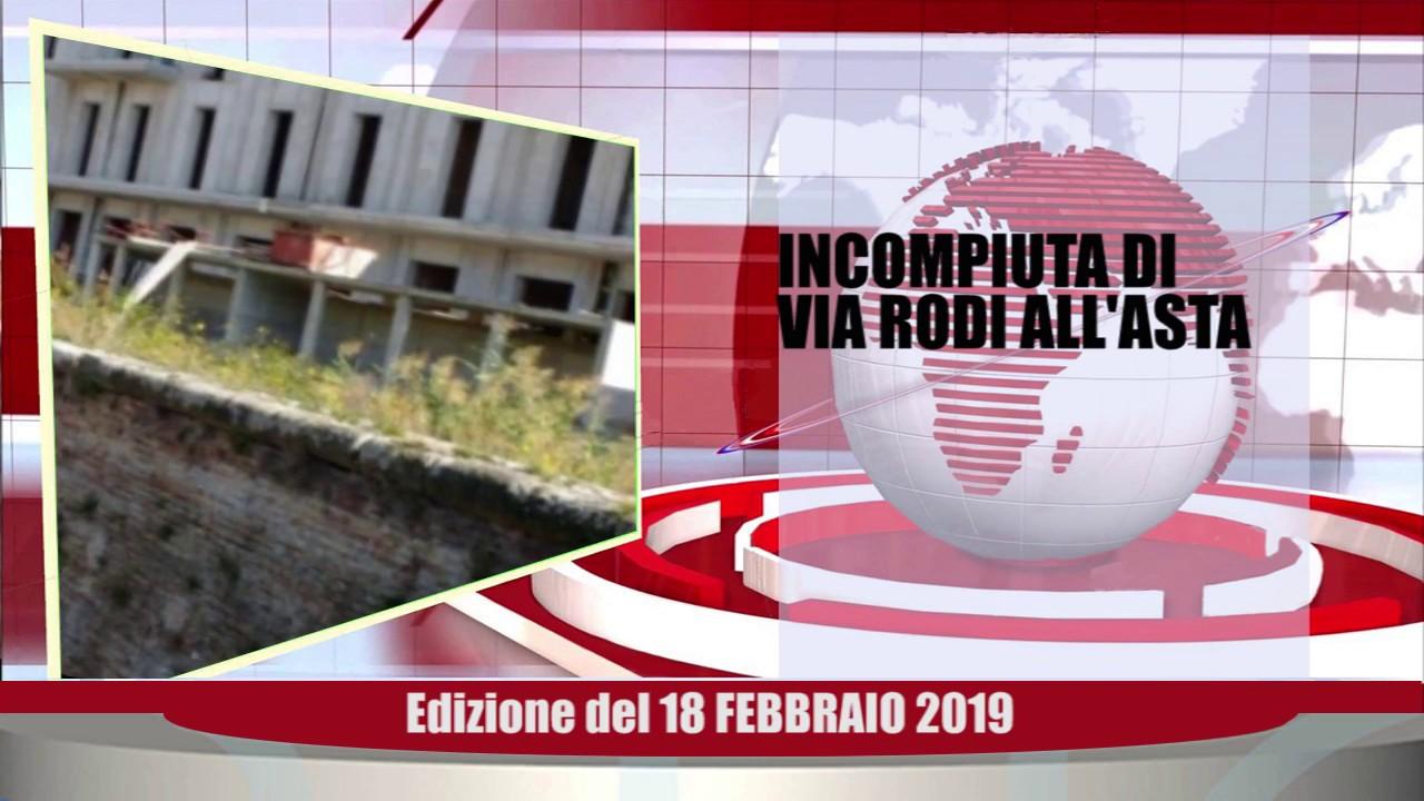 Velluto Senigallia Tg Web del 18 02 2020