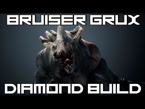 Monolith Diamond Grux   Best Build and Guide   Paragon
