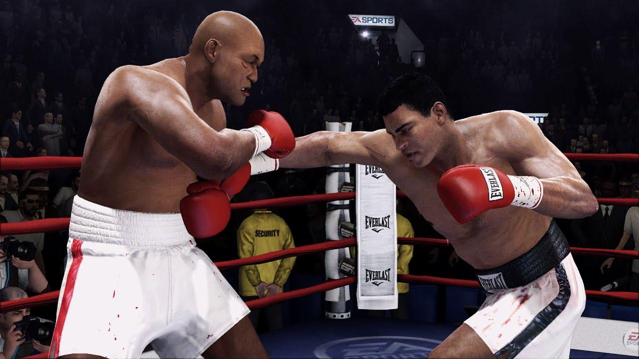 Muhammad Ali vs. George Foreman - Boxing Stars 🥊 Fight Night Champion