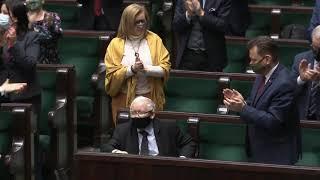Wniosek o wyrażenie wotum nieufności wobec Wiceprezesa RM Jarosława Kaczyńskiego - głosowanie