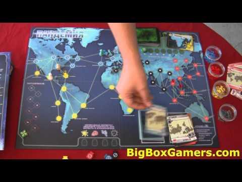 Настолна игра Пандемия - Видео представяне