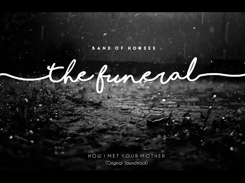 The Funeral - Band of Horses (Lyrics Video)