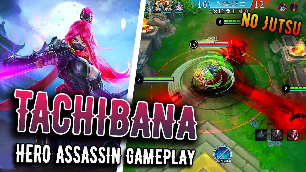 [Legend of Ace] Tachibana – Hero Assassin Gameplay