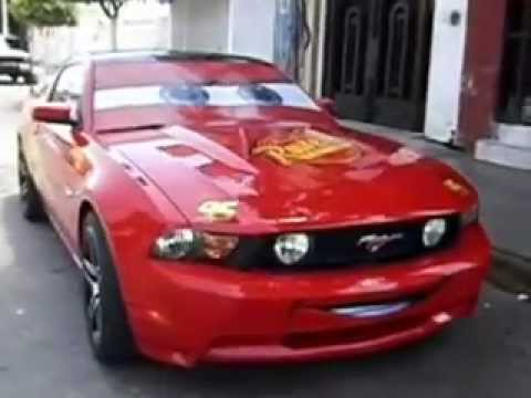 Mustang 5 0 Rayo Mcqueen Rogaliz Rgl Design1 Mp4 Youtube