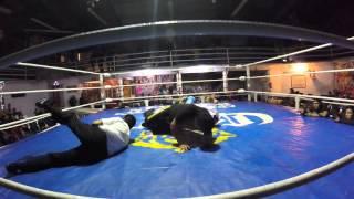 Ricky Marvin vs Oriental vs Belial | GIW | 13-12-15