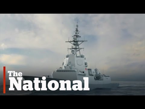 A shipwrecked budget? Trudeau faces stark decisions in ship building