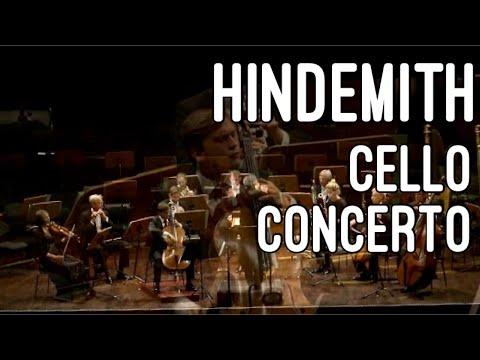 Benedict Klöckner  Hindemith Cello Concerto with Ingo Metzmacher/ NTO