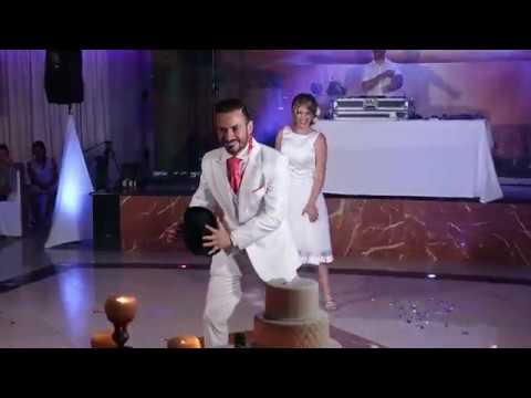 Wedding Dj in Limassol, Cyprus   Rolandos & Theodora  Trikkis Palace   July 2017