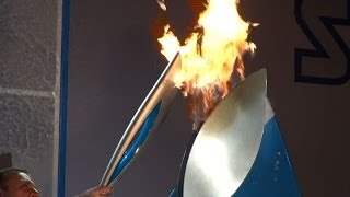From Sochi to Magadan and Back: The Paralympic Flame Travels Around Russia