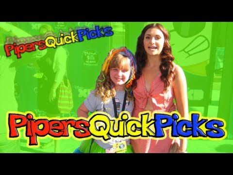 ALYSON STONER aka Isabella from PHINEAS and FERB & Camp Rock w PIPER REESE! (PQP #063)