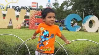 A day in Legoland Florida