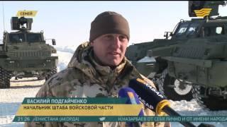 Новая военная техника проходит испытания в ВКО