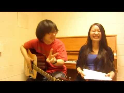 Gala 《Young For you》+ AKB48 《Heavy Rotation》 cover by Sai & Hanjing