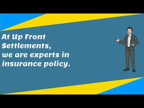 Up Front Settlements - Public Insurance Adjuster in Michigan