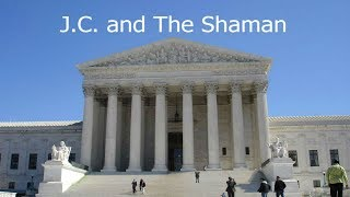 J.C. and Shaman 1 - Symbolism statues spells and the Bible in law, key words broken down